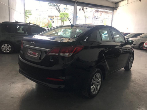 hyundai - hb20s 1.6 comfort plus 16v flex 4p manual - 2019