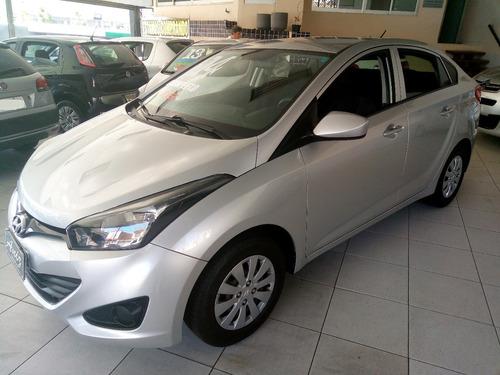 hyundai hb20s 1.6 comfort plus 2014 prata