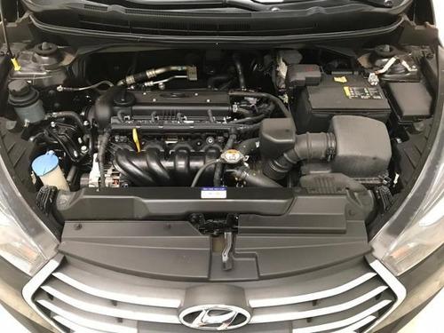 hyundai hb20s  1.6 comfort plus (aut) flex automático