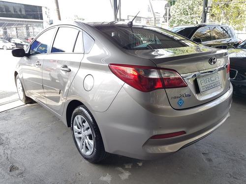hyundai hb20s 1.6 comfort plus flex aut 2017