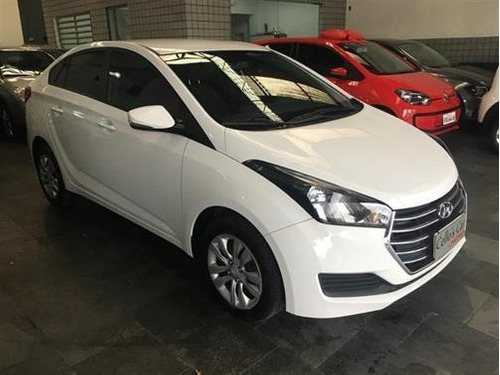 hyundai hb20s  1.6 comfort plus flex manual