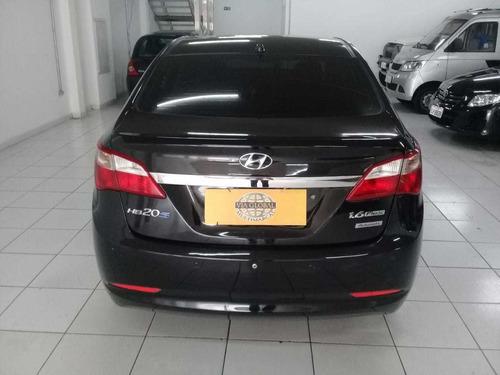 hyundai hb20s 1.6 comfort style flex aut. 4p 2014