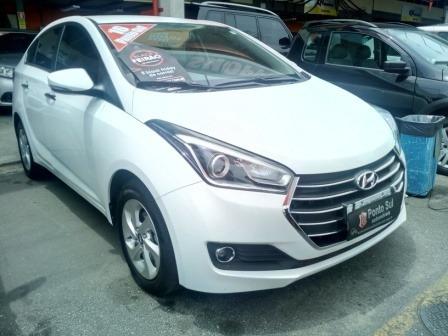 hyundai hb20s  1.6 premium (aut) flex automático