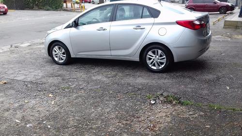 hyundai hb20s 1.6 premium  aut. top novíssimo 2014 $ 42990