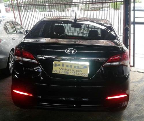 hyundai hb20s 1.6 premium flex aut. 4p - 2017 completo