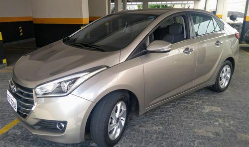 hyundai hb20s 1.6 premium flex aut. 4p impecável