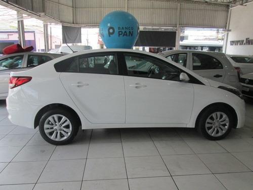 hyundai hb20s 1.6 sedan aut. unico dono garantia de fabrica