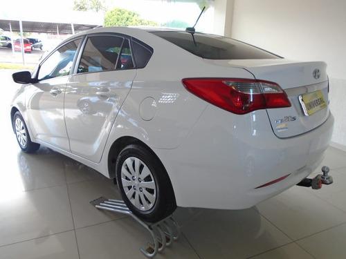 hyundai hb20s 1.6mt comfort plus 2015