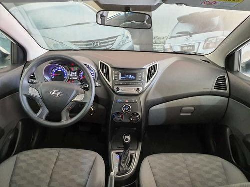 hyundai hb20s comfort plus 1.6 16v flex aut.
