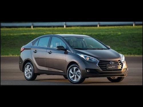 hyundai hb20s comfort plus 1.6 flex 16v aut.
