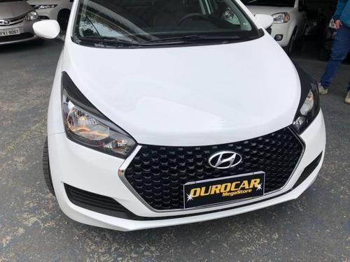 hyundai hb20s comfort plus ocean aut. 1.6 16v 2019 impecave