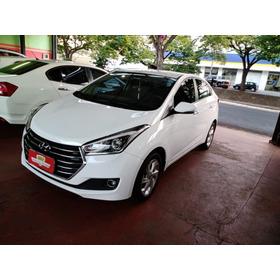 Hyundai Hb20s Premium 1.6 Branco 2016