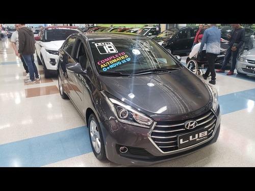hyundai hb20s sedan 1.6 premium 16v 2018