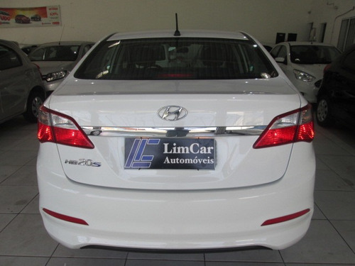 hyundai hb20s sedan confort plus unico dono zero de entrada