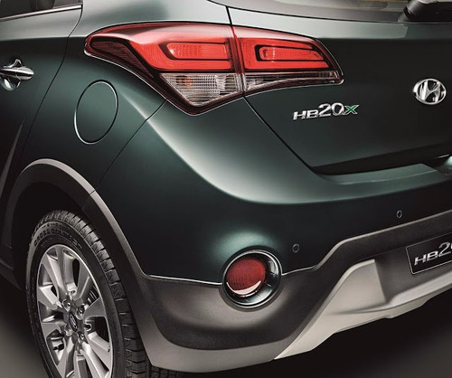hyundai hb20x 1.6 premium automatico 0km rosati motors