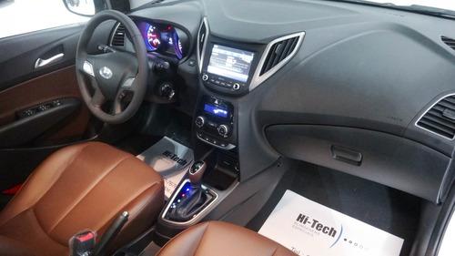 hyundai hb20x 1.6 premium flex 2019 - blindado