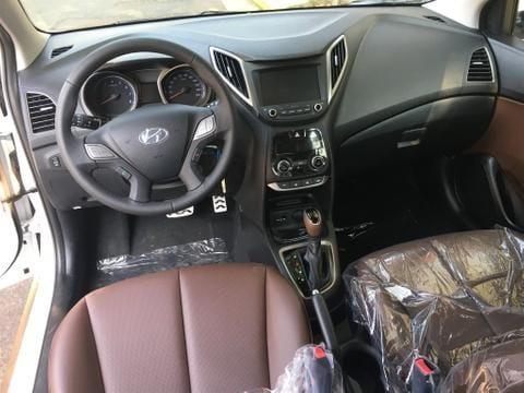 hyundai hb20x 1.6 premium flex aut. 5p blindada