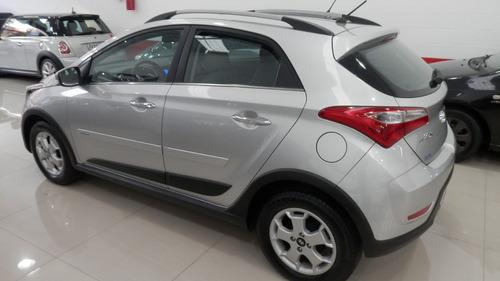 hyundai hb20x 1.6 premium flex aut.**2015**c/35.000 kms**cav