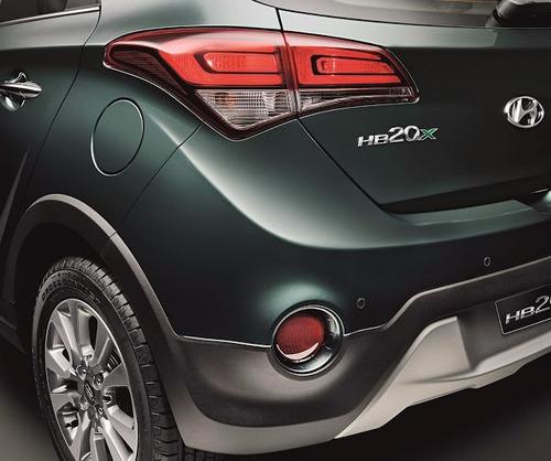 hyundai hb20x 1.6 style automatico 0km rosati motors