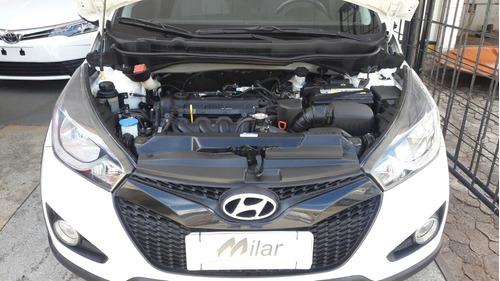 hyundai hb20x 1.6 style flex aut. 5p 2015