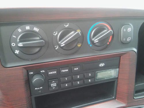 hyundai hd 65 doble cabina, (s/ caja, aa/cc) -  2018