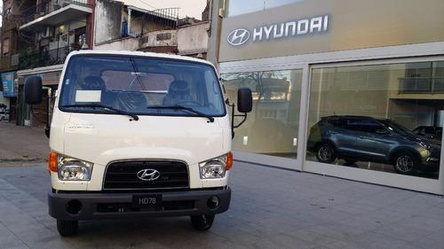 hyundai hd 78 chasis con aire