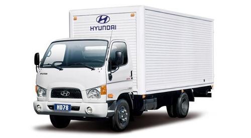 hyundai hd 78 chasis sin aire