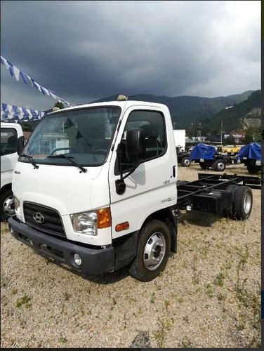 hyundai hd65 5 años de garantía