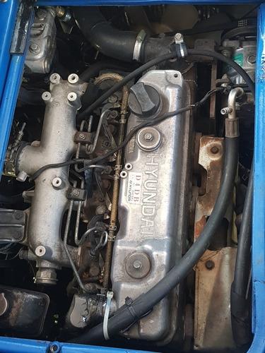 hyundai hd72 frenos de aire full  hd72