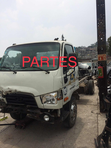 hyundai hd78 camion por partes