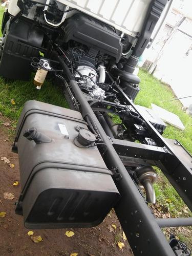 hyundai hd78 (chasis sin caja con aire acondicionado) - 2018