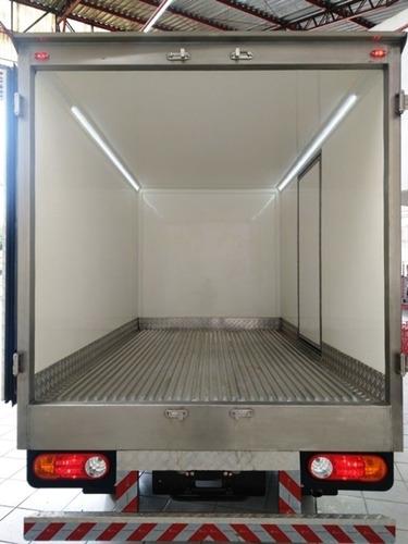hyundai hr 0km 2020 refrigerada -10ºc (pronta entrega)