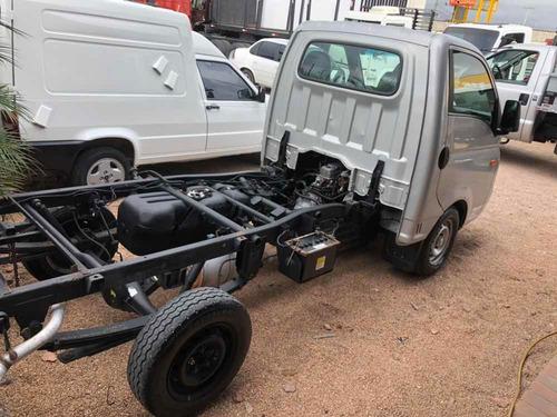 hyundai hr 2011 chassis