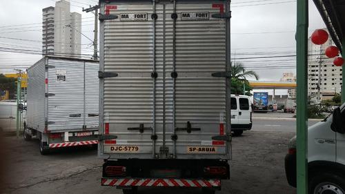 hyundai hr 2.5 bau de aluminio 2012 porta lateral