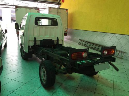 hyundai hr 2.5 chassi 2012 financiamos primeiro utilitario