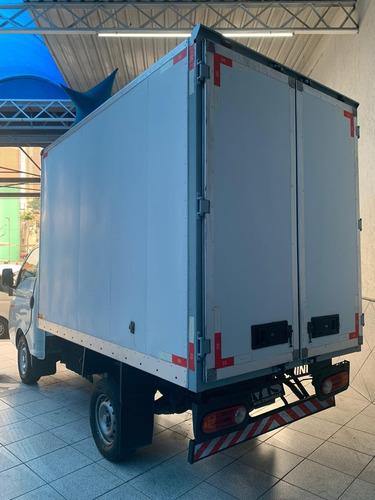 hyundai hr 2.5 com bau 2012 financiamos primeiro utilitario