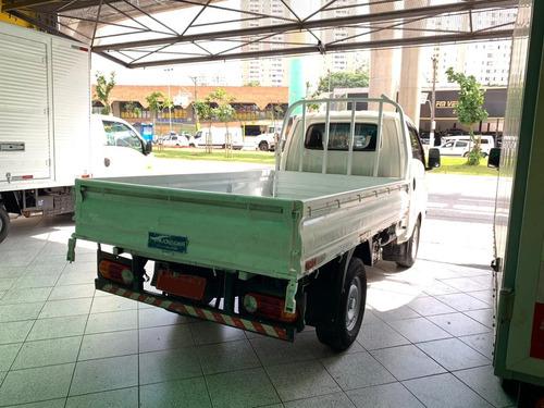 hyundai hr 2.5 com carroceria de ferro 2012