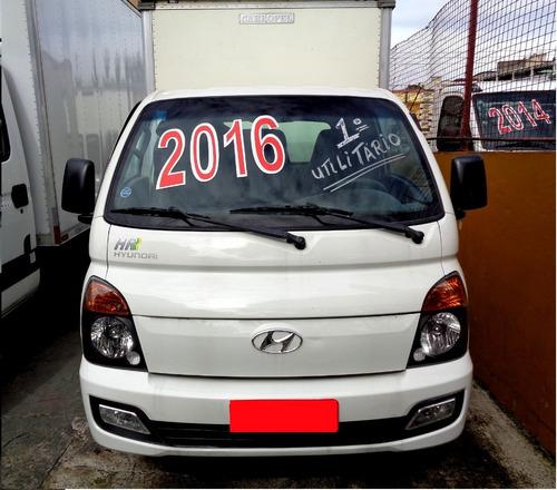 hyundai hr 2.5 hd bau termico - ano 2016