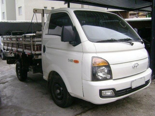 hyundai hr 2.5 hd cab. c/ carroceria de madeira 2019 tci 2p