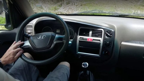 hyundai hr 2.5 hd cab. curta s/ carroceria tci 2p 2014