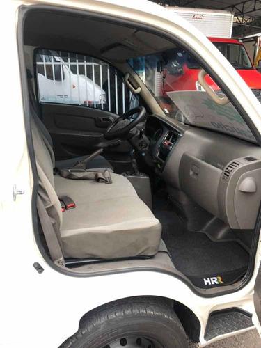 hyundai hr 2.5 rd extra-longo com  carroceria tci 2p 2011