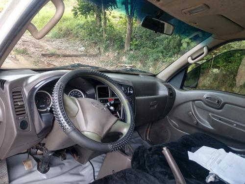hyundai hr 2.5 rs longo carroceria de madeira  tci 2p 2009