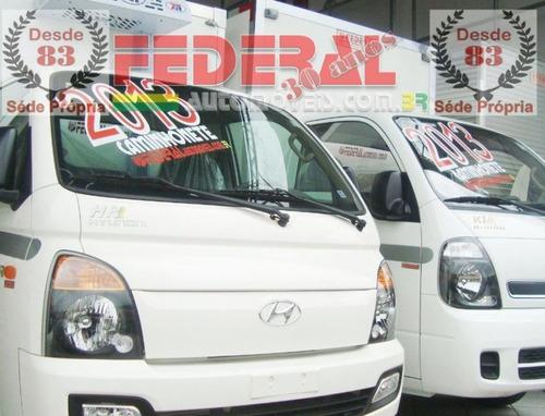 hyundai hr 2.5 tci diesel bau  0km 2019