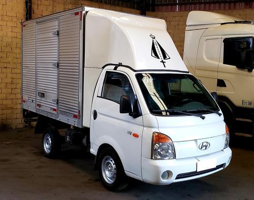 hyundai hr 2.5 tci diesel baú - 2009