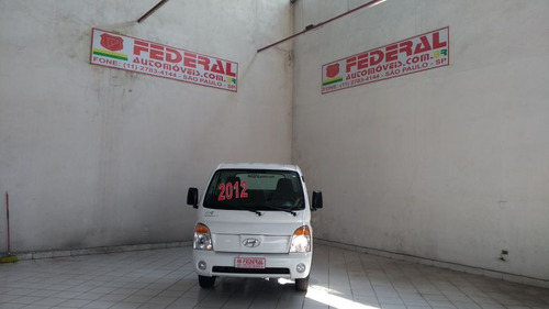 hyundai hr 2.5 tci diesel chassi 2012