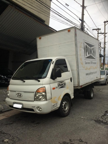 hyundai hr 2.5 tci hd longo com caçamba 4x2 8v 97cv turbo