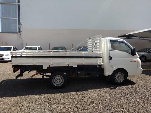 hyundai hr 2.5 tci hd longo com caçamba 4x2 diesel 2p manual