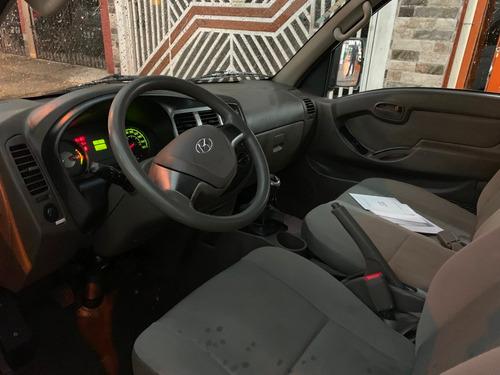 hyundai hr 2.5 turbo diesel nova com bau completa autos rr