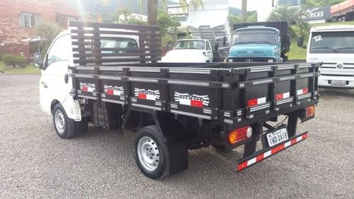 hyundai hr - carroceria fernando caminhões