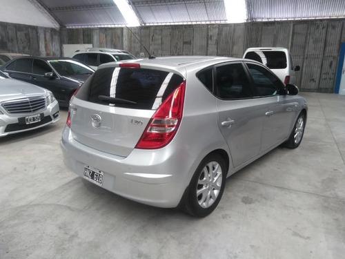 hyundai i 30 premium a/t 2008 km 122000 2da mano impecable!!